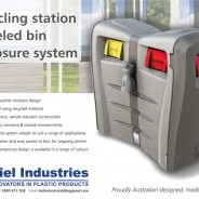 Kiel Industries Recycling Station – Product Brochure